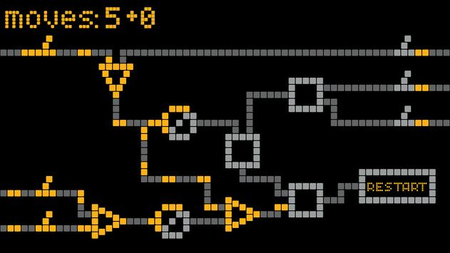 Space invaders - logic puzzles screenshot 3