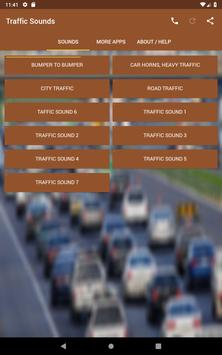 Traffic Sounds screenshot 6