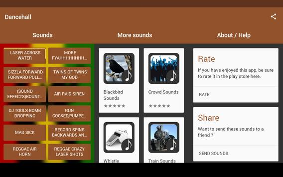Dancehall Sounds apk screenshot
