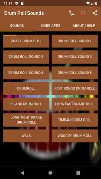 Drum Roll Sounds poster