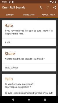 Drum Roll Sounds screenshot 2