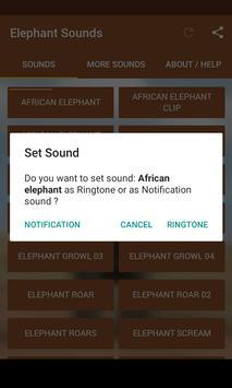 Elephant Sounds apk screenshot