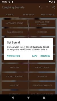 Laughing Sounds screenshot 1