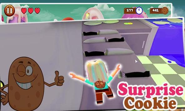Crazy Cookie The Robloxe Swirl : dolls adventures imagem de tela 2