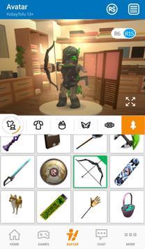 ROBLOX apk screenshot