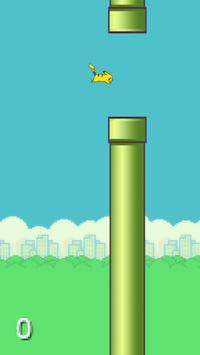 FlappyChu (Flappy Pokemon) screenshot 1