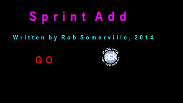 SprintAdd poster