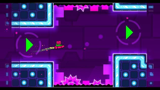 Geometry Dash Meltdown screenshot 2