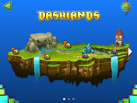 Geometry Dash World स्क्रीनशॉट 11
