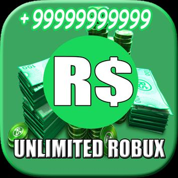 GET UNLIMITED FREE ROBUX poster