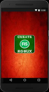 Robux For Roblox Guide poster