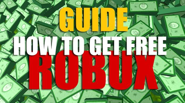 HOW To GET FREE ROBUX NEW Guide screenshot 1