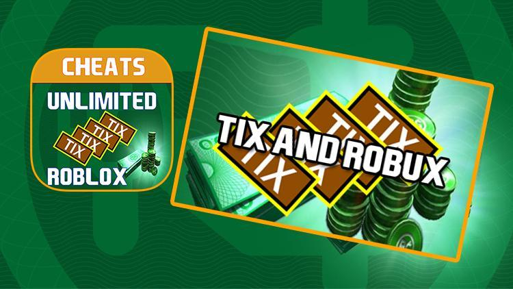 UNLIMITED Free Tix of Robux For Roblox prank for Android