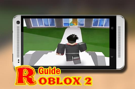 Free ROBUX Guide For Roblox 2 apk screenshot