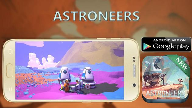 Guia Astroneers poster