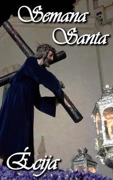 Semana Santa Écija poster
