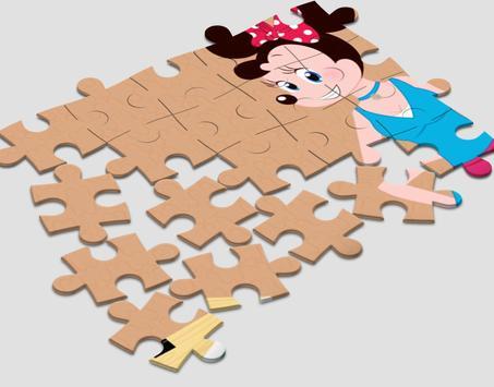 Mickey Minnie Jigsaw Puzzle apk screenshot