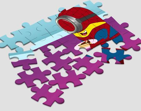 Minion Jigsaw Puzzle screenshot 1