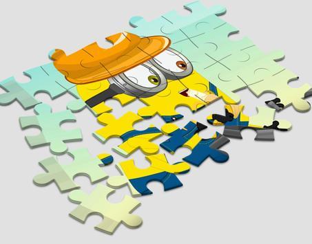 Minion Jigsaw Puzzle screenshot 2