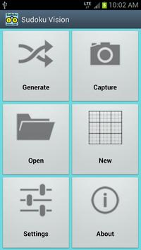 Sudoku Vision poster