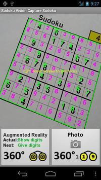 Sudoku Vision apk screenshot