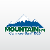 106.5 Mountain FM Canmore icon
