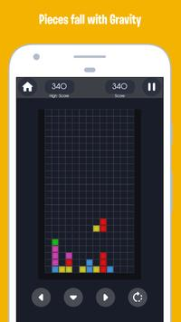 Block Puzzle Gravity Game poster