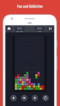 Block Puzzle Gravity Game screenshot 3