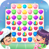 Candy Blast: Cookie Match 3 icon