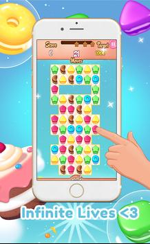 Candy Blast: Cookie Match 3 poster
