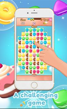 Candy Blast: Cookie Match 3 screenshot 1