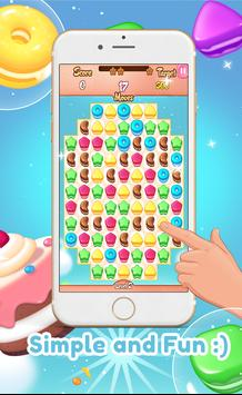 Candy Blast: Cookie Match 3 screenshot 2