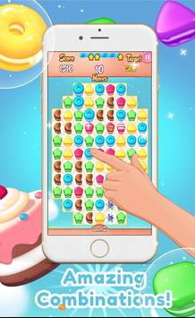 Candy Blast: Cookie Match 3 screenshot 3