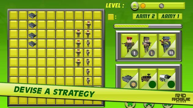 Military Epic Battle Simulator - Ultimate War Game screenshot 1