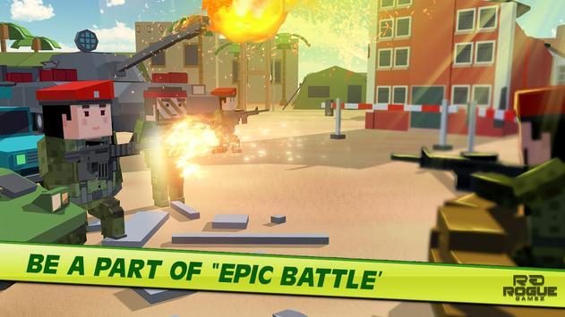 Military Epic Battle Simulator - Ultimate War Game screenshot 2