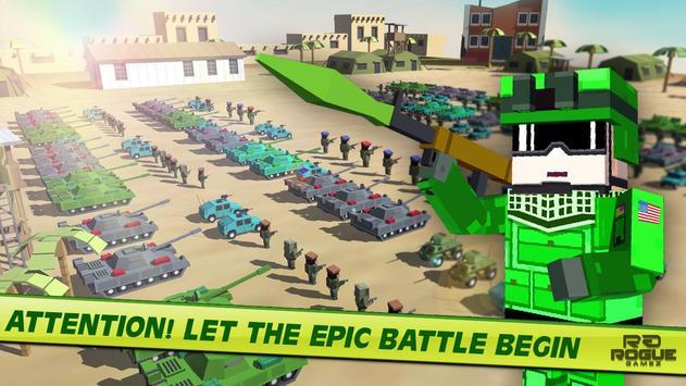 Military Epic Battle Simulator - Ultimate War Game screenshot 7