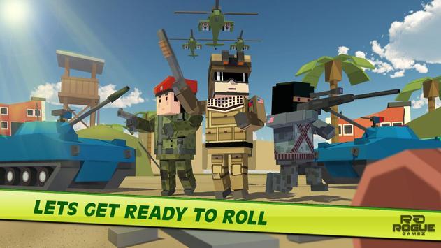Military Epic Battle Simulator - Ultimate War Game screenshot 8