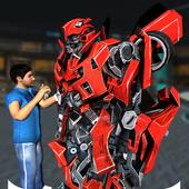 Robot Mechanic Simulator 3D icon