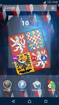 Czech Republic Xperia Theme apk screenshot