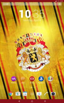 Belgium Theme for Xperia screenshot 10
