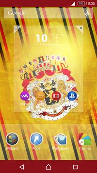 Belgium Theme for Xperia screenshot 1