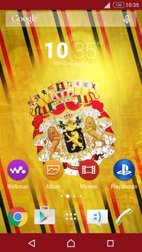 Belgium Theme for Xperia screenshot 2