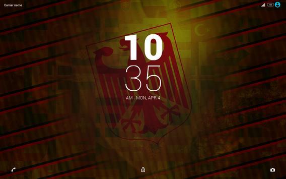 Germany Theme for Xperia apk screenshot