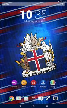 Iceland Theme for Xperia apk screenshot