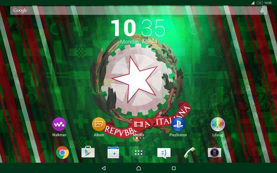 Italy Theme for Xperia apk screenshot