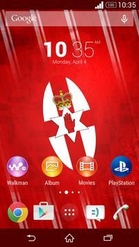 Northern Ireland Xperia Theme apk screenshot