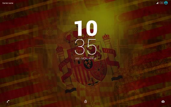 Spain Theme for Xperia apk screenshot
