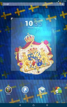 Sweden Theme for Xperia apk screenshot