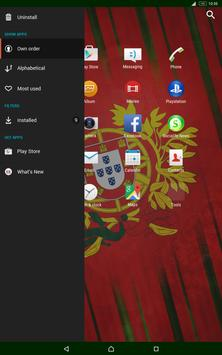 Portugal Theme for Xperia apk screenshot