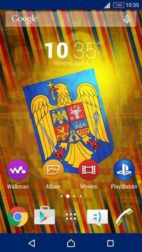Romania Theme for Xperia apk screenshot